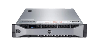 Dell Power Edge R720SFF