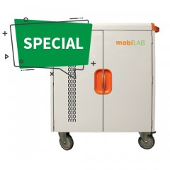 mobiLAB® Economy Smart Charge Cart EC32S