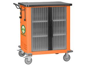 MobiLABCart Orange Harleton 300x225