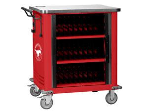 MobiLABCart Red DenverISD 300x225
