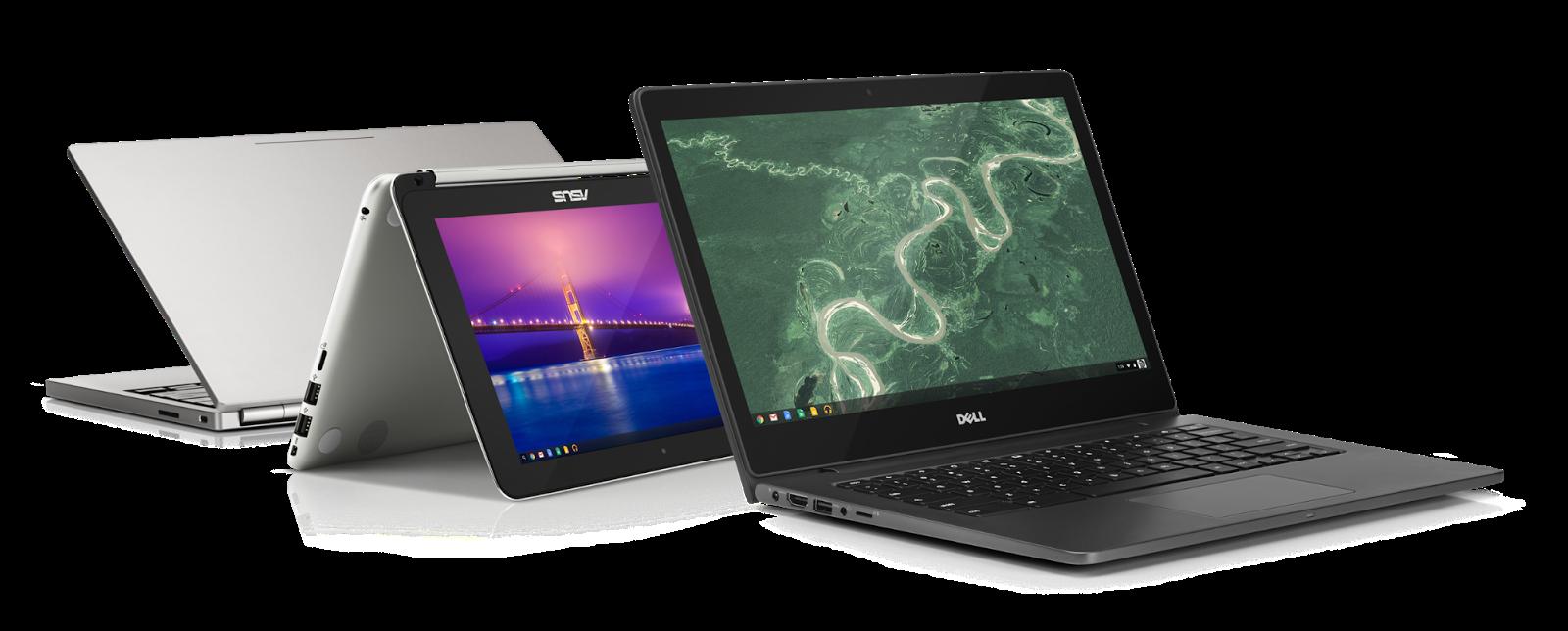Chromebooks-Range Chromebooks