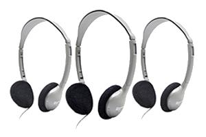 headsets Chromebooks