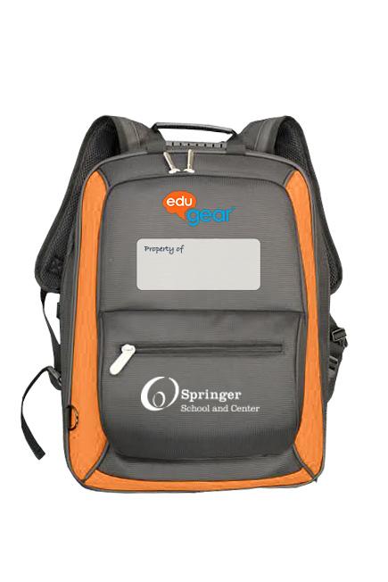 Springer School and Center_eduGear_Backpack