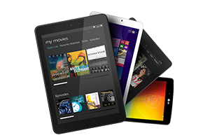 Andriod-Tablets-300x200 iPads and Tablets