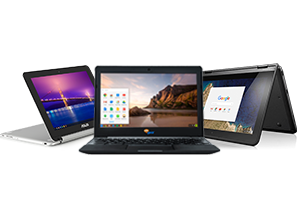 Chromebooks Home