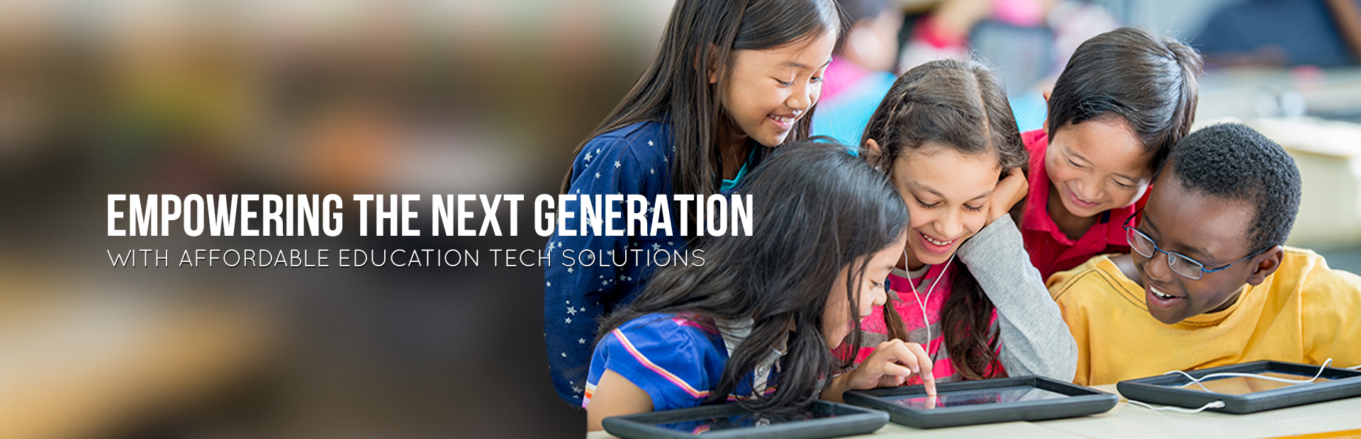 EDUCATION BANNER 2 TEXT