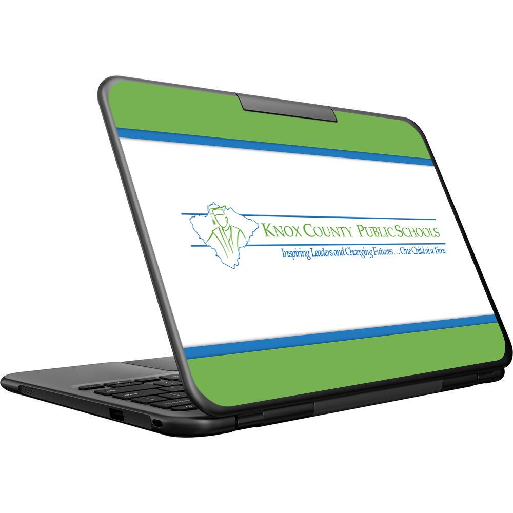 Knox-County-Public-Schools-Lenovo-N22-Mockup-UV-Printing School Branding