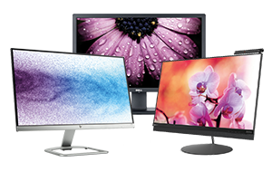 LCD-Monitors Notebooks & Desktops - Resellers