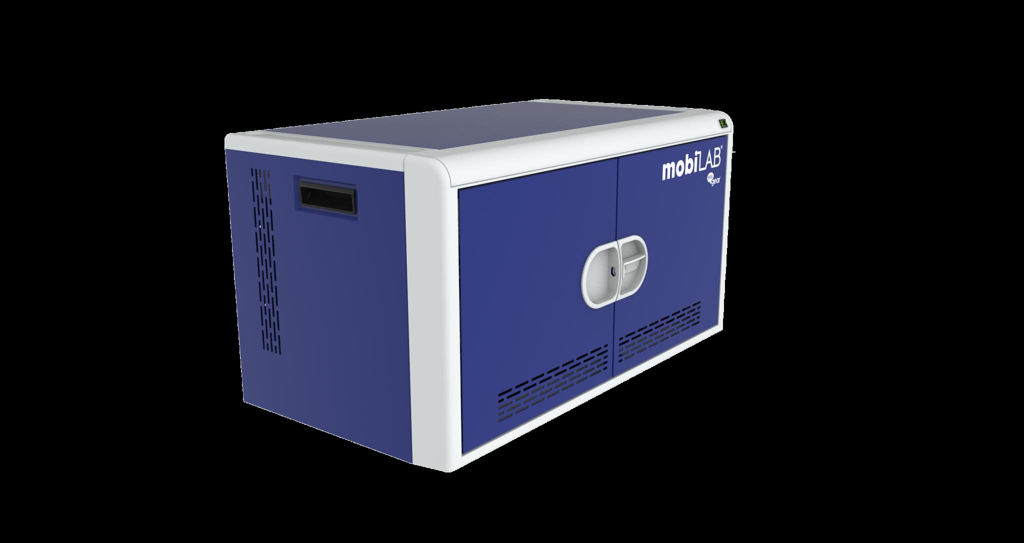 mobiLAB_ChargingCabinet_CC14_4 Mobile Charging & Storage