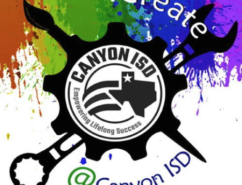 CDI participates in first ever iCreate event at Canyon ISD, Texas